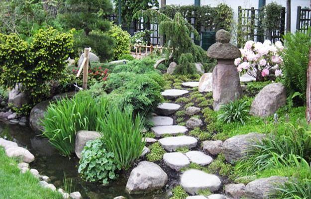 19 best bamboo borders images on pinterest bamboo garden for Japanese bamboo garden design
