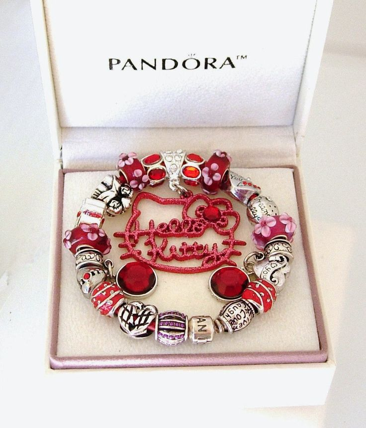 Hello Kitty Pandora Bracelets