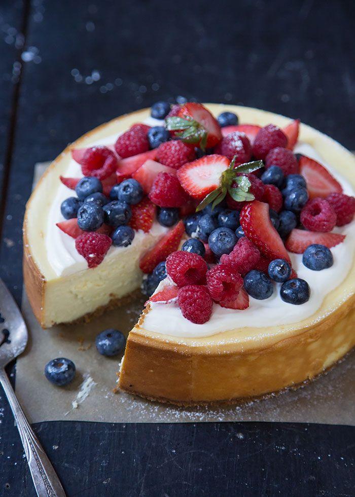 Se un dolce dovesse simbolizzare questi 5 anni di permanenza a New York, sarebbe senz'altro il cheesecake. Non che ne abbiamo mangiati tantissimi però...