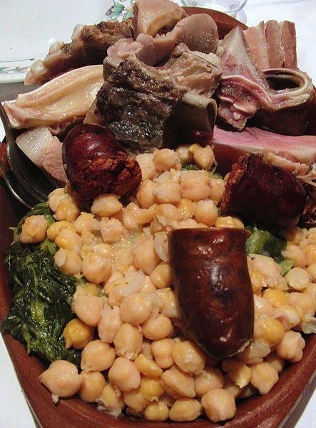 Receta de cocido de Lalín - COCIDO GALLEGO (EN ESPAÑOL)
