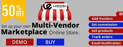 It is the best shopping cart software in the current multi vendor ecommerce solutions.