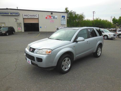 Come to Highway Motors in Chico for a great used SUV like this 2006 Saturn VUE. BUY HERE. PAY HERE. EASY FINANCING.