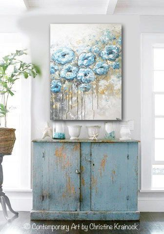 Hey, I found this really awesome Etsy listing at https://www.etsy.com/listing/385970980/original-large-art-abstract-painting