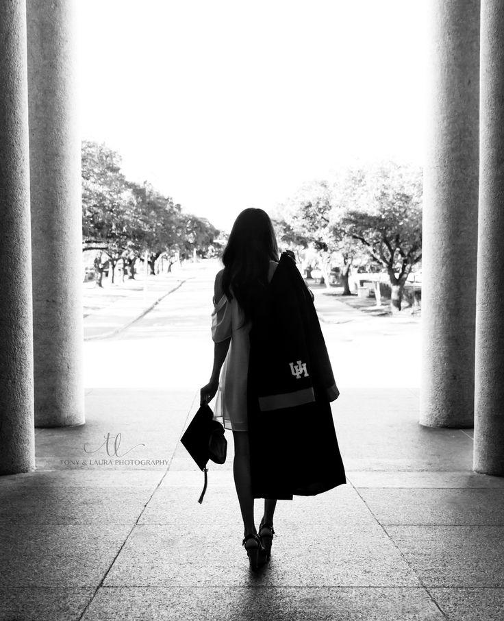 Senior Photo | University of Houston | Houston, Texas | Tony & Laura Photography | U of H