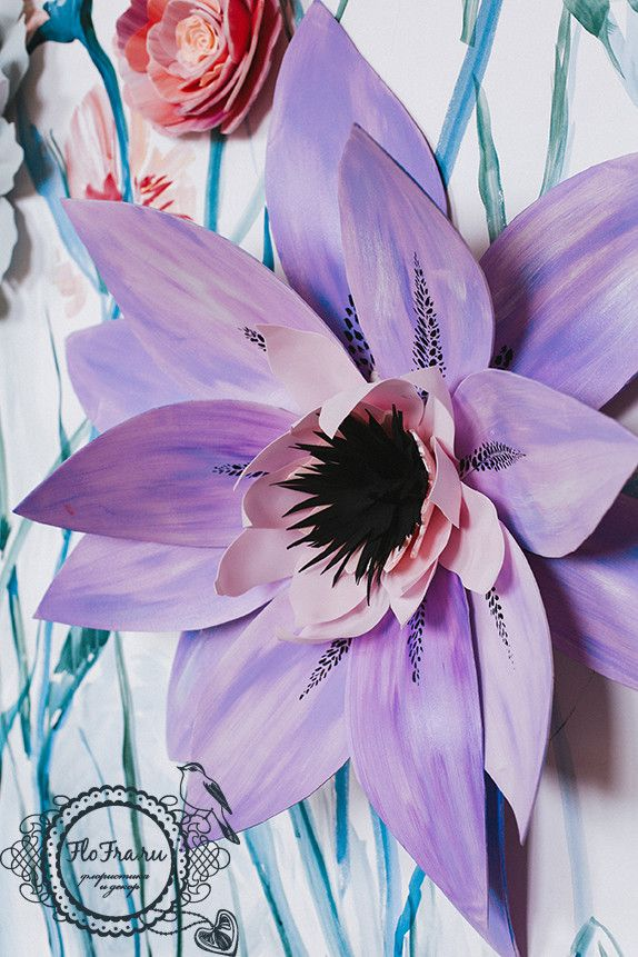 гигантские цветы на заказ фотозона свадебная регистрация выездная оформление…