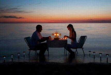 Lista - de mest romantiska resmålen!