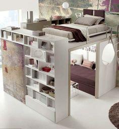 Ein modernes Jugendzimmer leicht gemacht - die perfekte Einrichtung!
