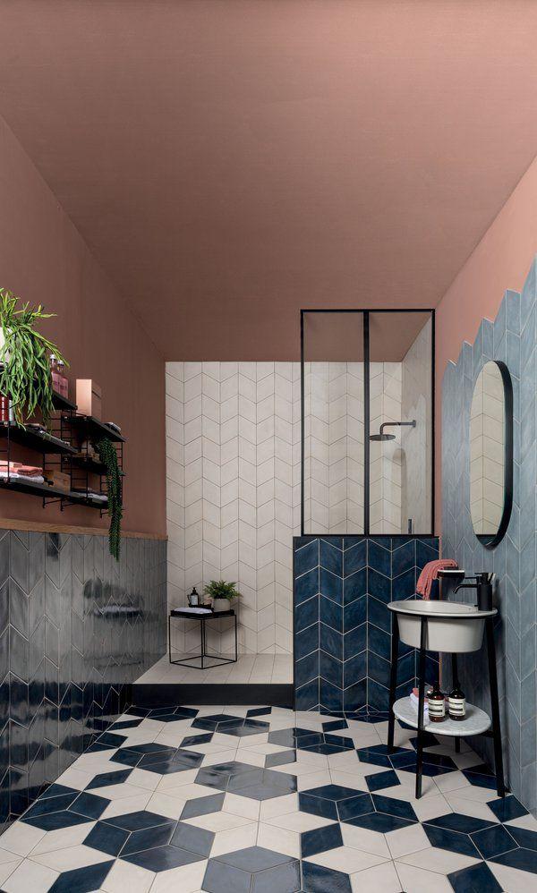 Bathroom Tiles Design In Porcelain Stoneware And Ceramics Marca