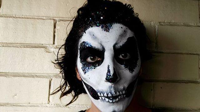 Happy Halloween!! Y feliz castañada!! #halloween