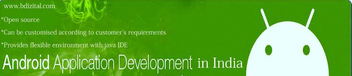 Android Application Development in India