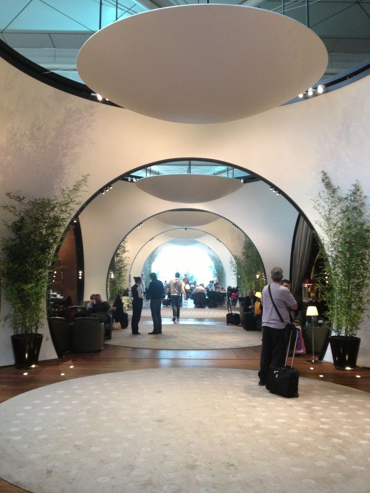Turkish Airlines Lounge, Istanbul