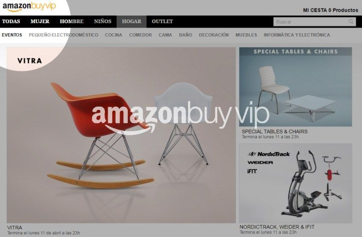 Post: Amazon buyvip – Decoración para tu hogar hasta -70% --> Amazon buyvip, amazon muebles, compras hogar online, decoración complementos online, decoración descuentos, decoración interiores, descuentos hogar, muebles de diseño ofertas, ofertas amazon, web ofertas privadas hogar