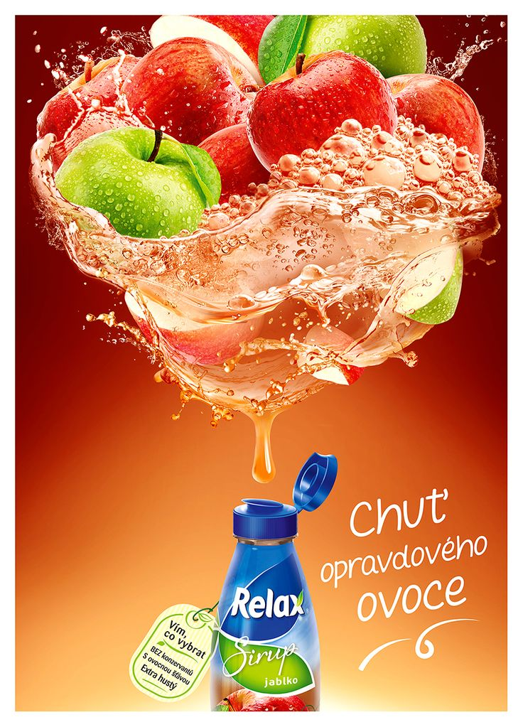 Relax Sirup on Behance