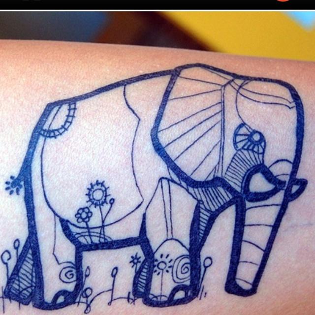 In love!!Tattoo Ideas, Blue, David Hale Tattoo, Art, Ink Tattoo, A Tattoo, Elephant Tattoos, Design, Elephanttattoo
