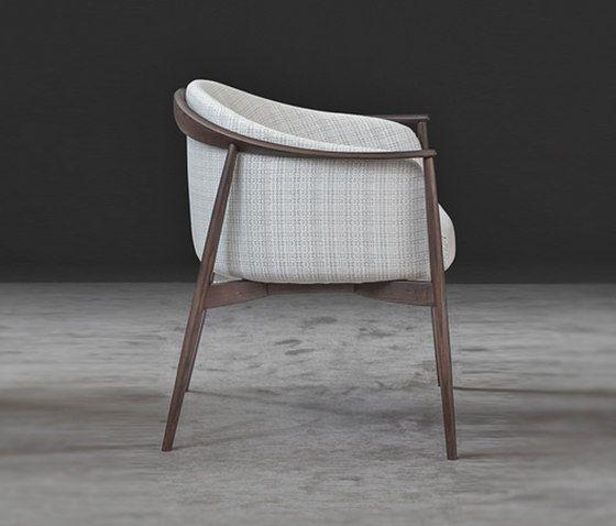 Tekton armchair by Flou | Lounge chairs