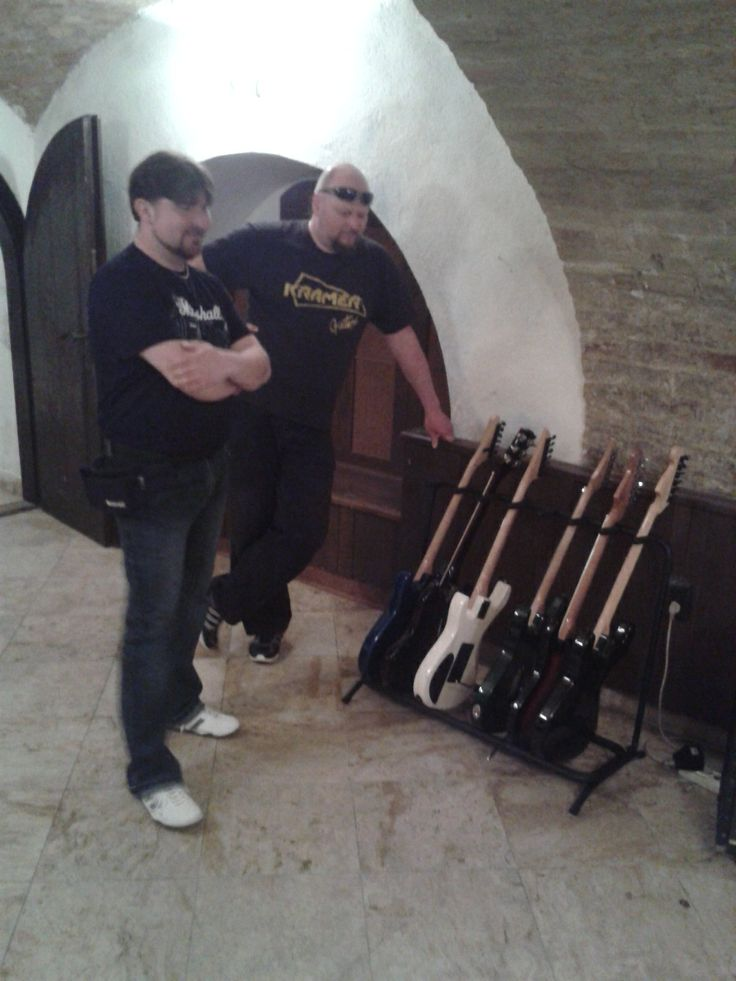 This was an amazing meeting...Great men with great instruments....