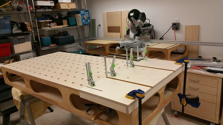 17 Best Images About Festool Kapex Mitre Saw Workstation