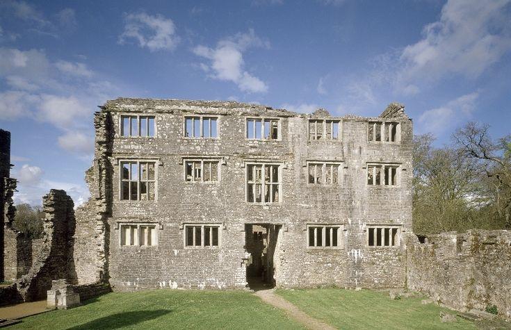 Berry Pomeroy Castle via English Heritage