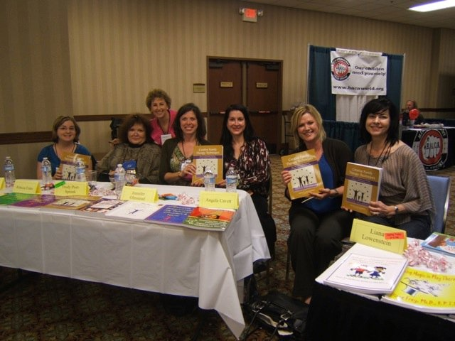 """Thanks to authors of the new book, """"Creative Family Therapy Techniques"""" for coming out to the book signing hosted by The Self-Esteem Shop."""