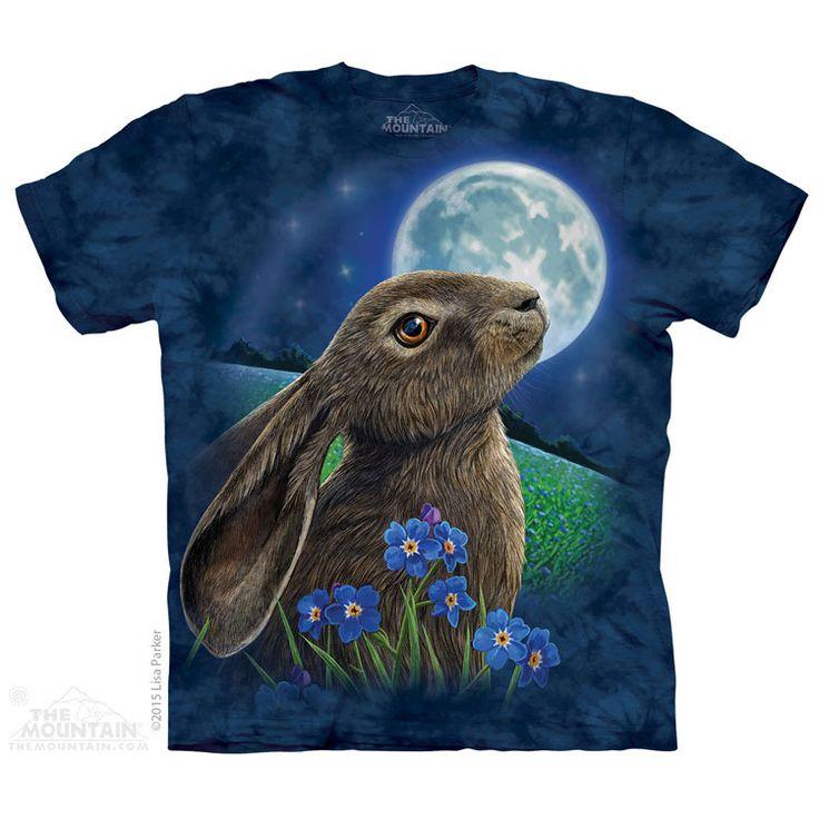 The Mountain Moon Gazer T-Shirt