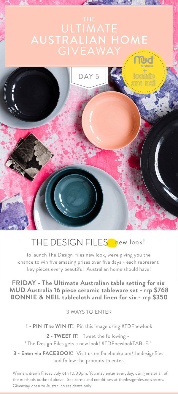 #TDF newlook  the ultimate giveaway! i heart mud! i need this soft silky delicate beauty of ceramics package in my life!!!!: Australian Homes, Mudaustralia, Architecture Interiors, Mud Australia, Design Files, Tdfnewlook, Ceramics Tableware, Design Blog, Dream Kitchens