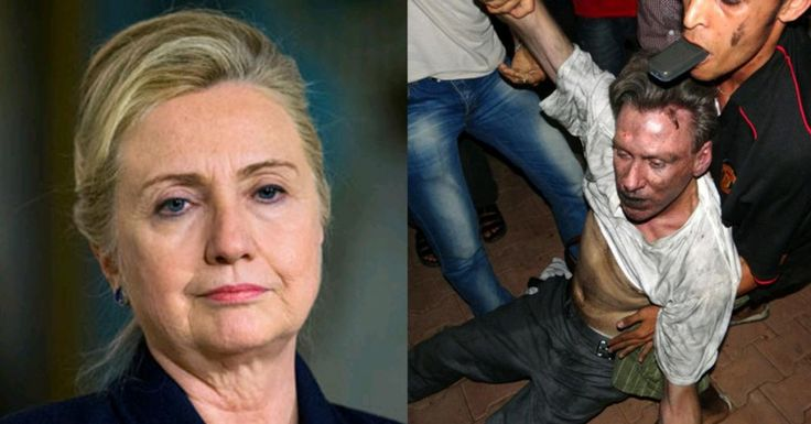 Here's How Hillary Made the Names and Locations of Benghazi Victims Available Just Before the Attack