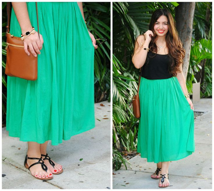 Easy Summer Dinner Outfit