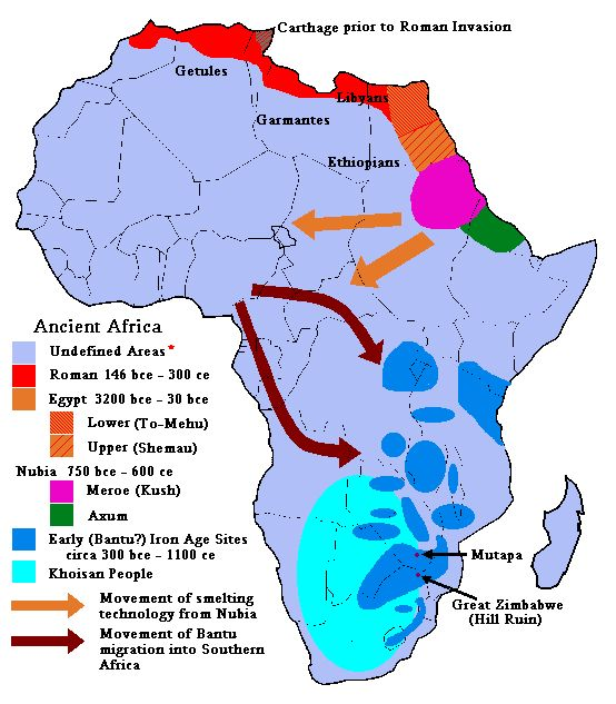 389 best africa images on pinterest africa cards and maps map of ancient africa courtesy of return to glory gumiabroncs Choice Image