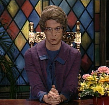 Welllllll... Isn't that special.Church Lady, Laugh, Catholic Things, Catholic Humor, Night Living, Snl, Funny, Saturday Night, Dana Carvey