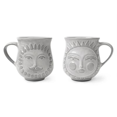 Transitional Coffee & Tea Accessory from Jonathan Adler, Model: Utopia Collection