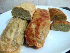 Otak-Otak Tahu & Ikan Bandeng dengan Saus Kacang   Just Try & Taste