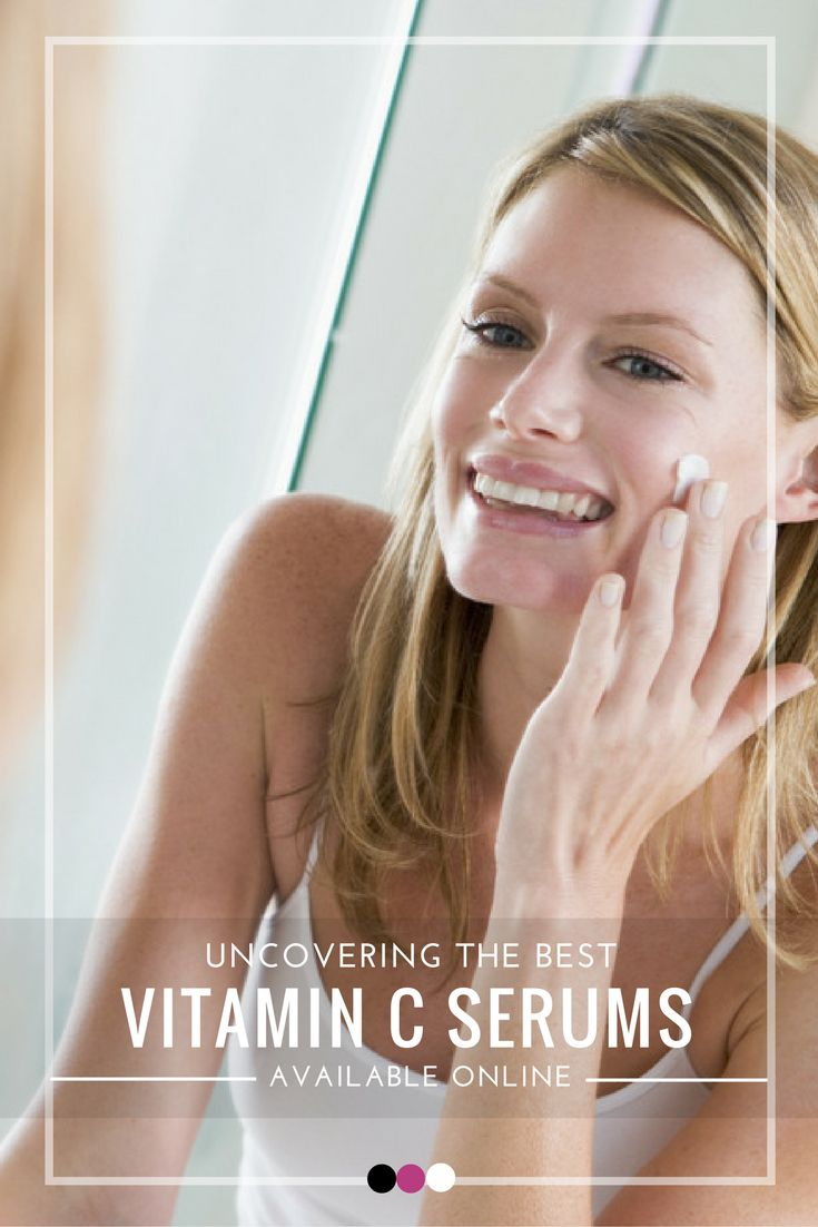 Time to uncover the best vitamin C serums available online!