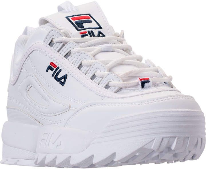 Big Kids' Fila Disruptor 2 Premium Casual Shoes Barnesko  Kid shoes