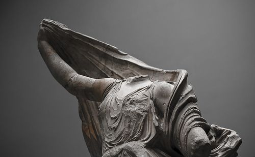 Acropolis marbles in British museum should be returned to their home in Greece