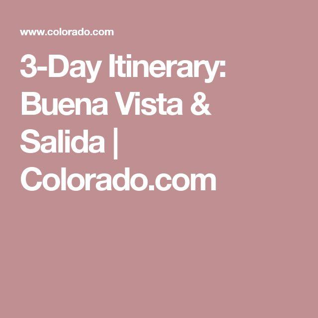 3-Day Itinerary: Buena Vista & Salida | Colorado.com