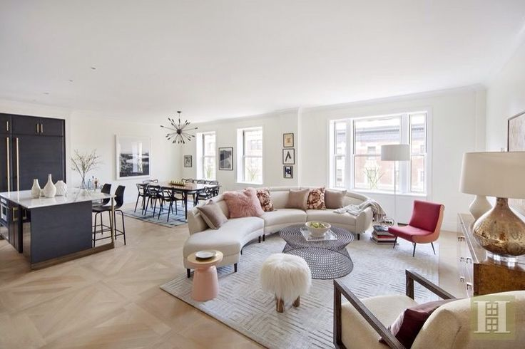 Looking to make your home a little more chic and sophisticated? Stick to a neutral colour scheme and add a cute fur stool and pillow for an instant makeover.   | Location: New York | Listing: https://www.properbuz.com/view-details?property-id=4-bedroom-apartment-for-sale-498-west-end-avenue-9b-new-york-new-york~57260    #dreamhome #properbuz ##Newyorkcityrealestate #realestatenewyork #Newyork #nyc #ny #manhattan #CentralPark #TimeSquare #RealEstate  #realtor