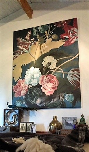 Mondo deals in Resale as well! To purchase this amazing painting email us via website!