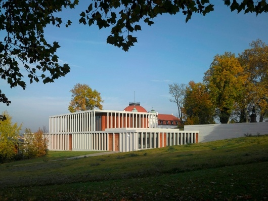 Museum of Modern Literature by David Chipperfield