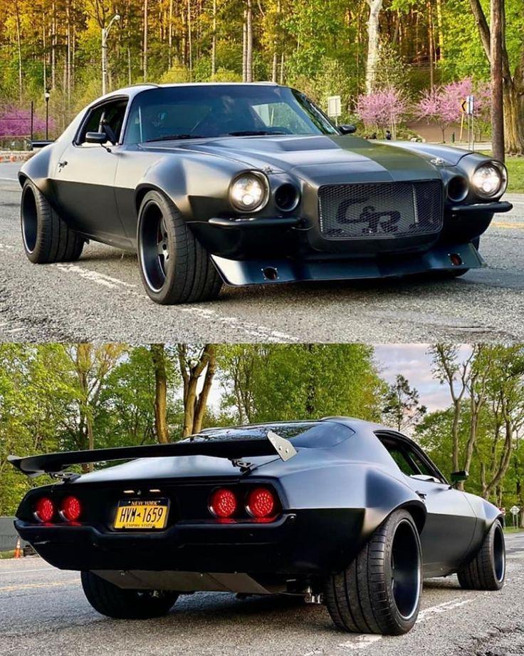 "Classic Cars 🇺🇸 on Instagram ""'70 Spectre Camaro. Owner"