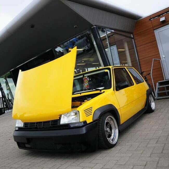 Renault R5 Turbo: 465 Best Images About Renault 5 Turbo On Pinterest