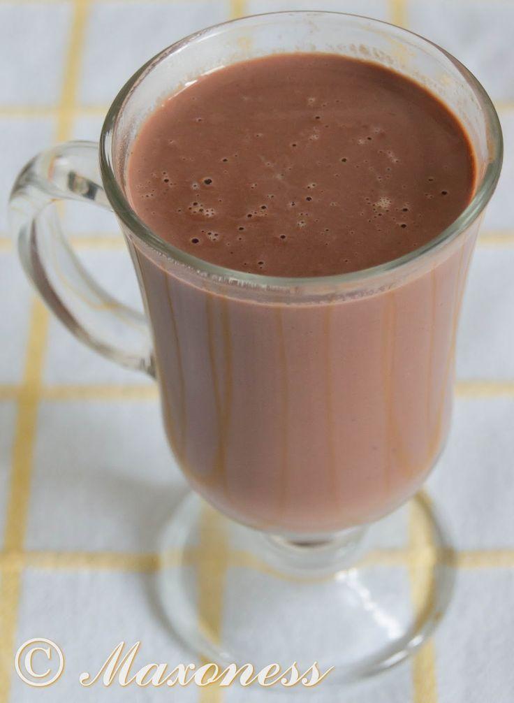 Горячий шоколад по-креольски от Пьера Эрме