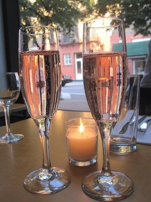 ❥ prosecco All things Italian held sway with Francis, Prosecco among them.