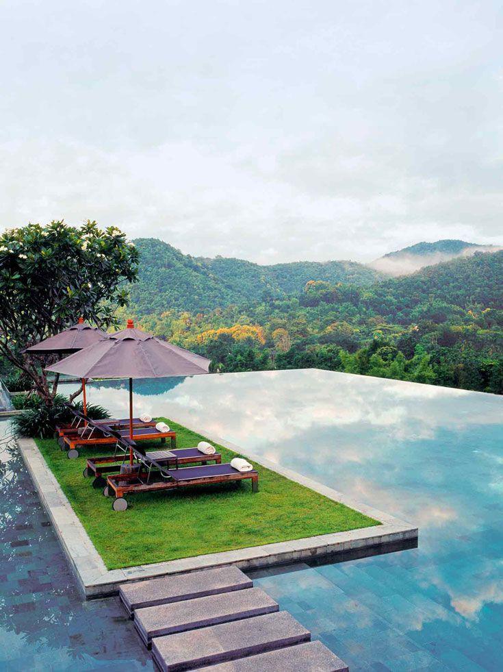 Boutique Hotel, Chiang Mai, Thailand, Veranda High Resort