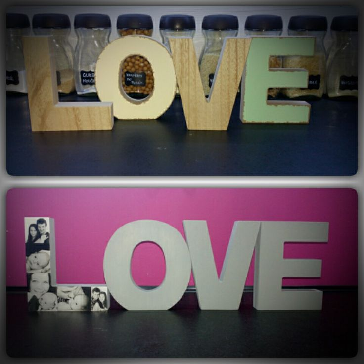 Love - diy