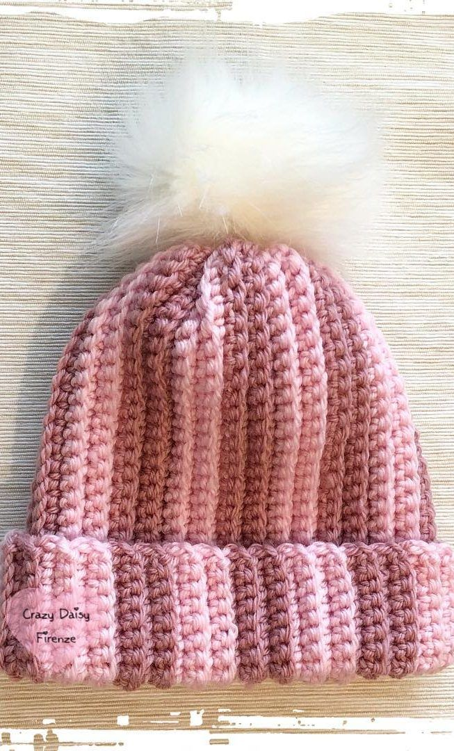This Winter Crochet Hat Pattern Ideas Beauty And Colorful Beanies