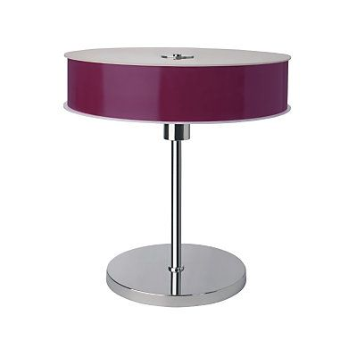 objet d co violet lampe poser new lounge esprit violet en vente sur d co. Black Bedroom Furniture Sets. Home Design Ideas