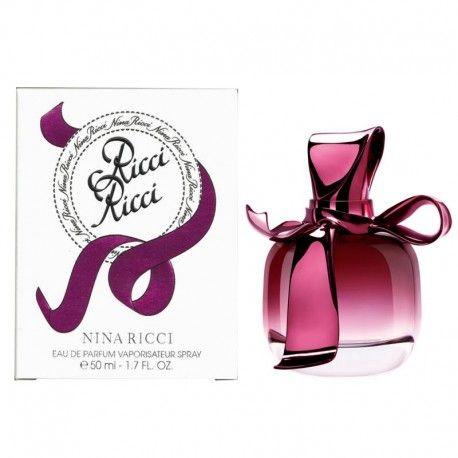 #perfume para mujer Nina Ricci Ricci Ricci de #NinaRicci  https://perfumesana.com/nina-ricci-marca/666-nina-ricci-ricci-ricci-edp-50-ml-spray-3137370208303.html