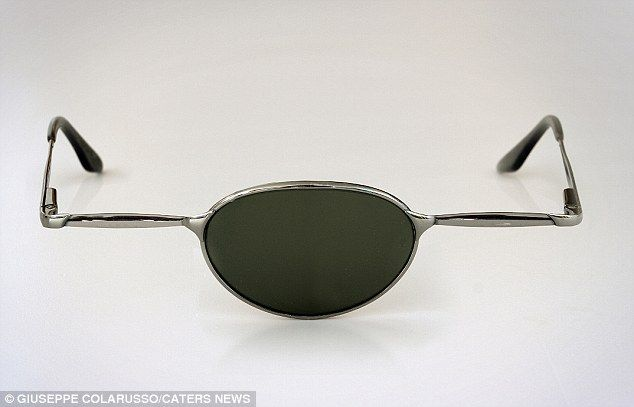 Goofy glasses: Now even the mythical cyclops can sport a trendy pair of shades