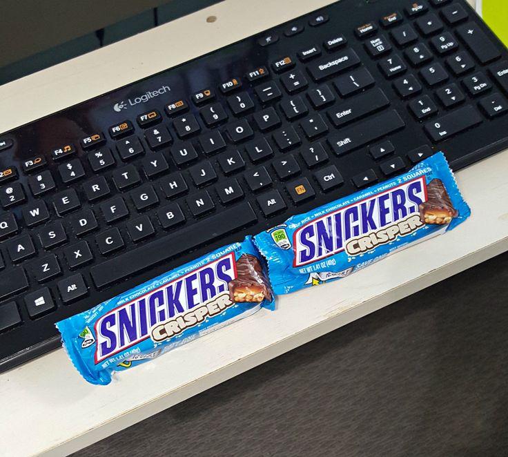 When Hunger Strikes, enjoy a SNICKERS Crisper #giveaway #satisfaction #spon