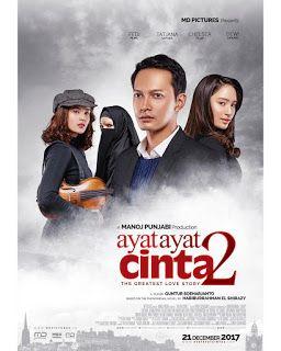 Download film Ayat Ayat Cinta 2 (2017) Full Movie 3GP MP4 - Download Film Indonesia Lengkap Full Movie Gratis